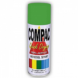 Compac Acrylic Lacquer Spray - Apple Green