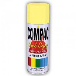 Compac Acrylic Lacquer Spray - Cream