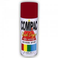 Compac Acrylic Lacquer Spray - Maroon