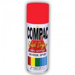 Compac Acrylic Lacquer Spray - Orange