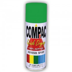 Compac Acrylic Lacquer Spray - Candy Green