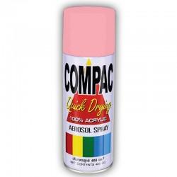 Compac Acrylic Lacquer Spray - Rose