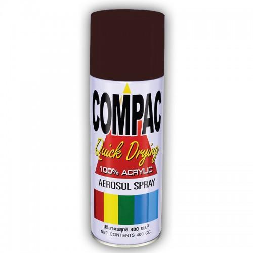 Compac Acrylic Lacquer Spray - Cocoa Brown
