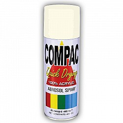 Compac Acrylic Lacquer Spray - Acrylic Clear Glass