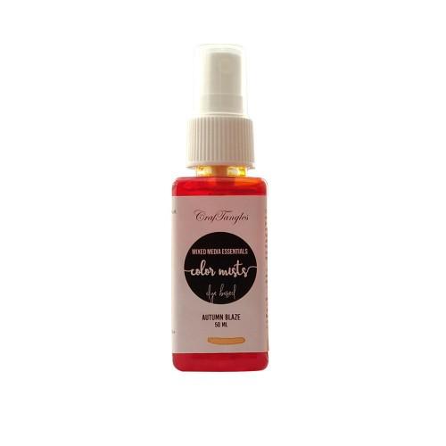 CrafTangles color mists Sprays - Autumn Blaze (50 ml)