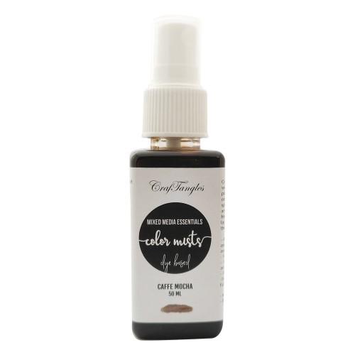 CrafTangles color mists Sprays - Caffe Mocha (50 ml)