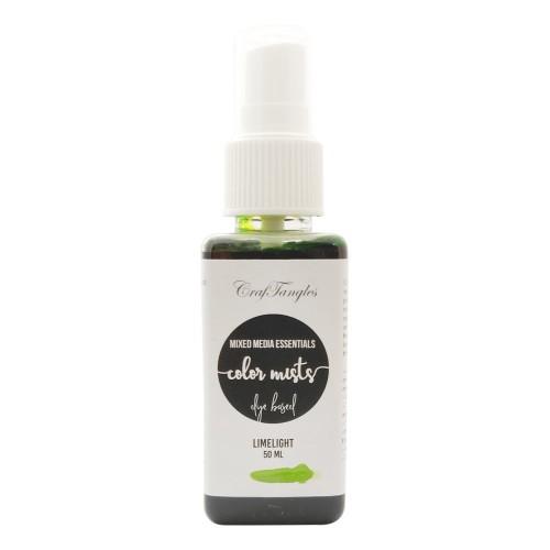 CrafTangles color mists Sprays - Limelight (50 ml)