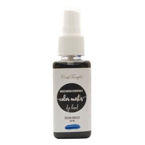 CrafTangles color mists Sprays - Ocean Breeze (50 ml)