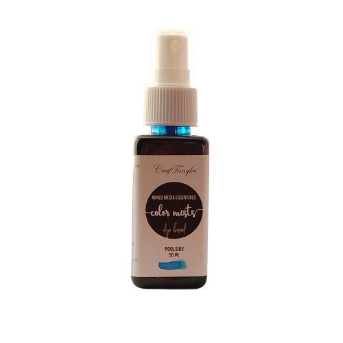 CrafTangles color mists Sprays - Poolside (50 ml)