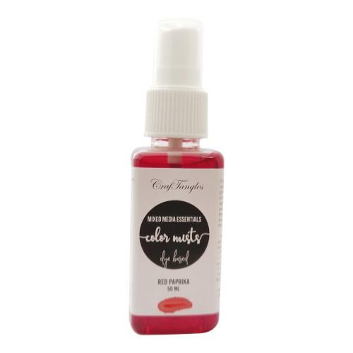CrafTangles color mists Sprays - Red Paprika (50 ml)