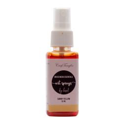 CrafTangles Art Sprays (Dye Based) - Sunny Yellow (50 ml)