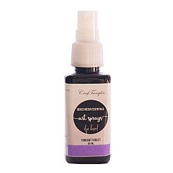 CrafTangles Art Sprays (Dye Based) - Vibrant Violet (50 ml)