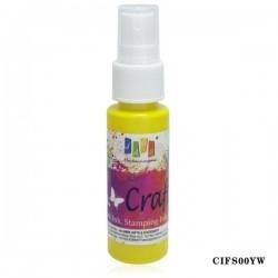 Craft Spray Ink - Yellow (30 ml)