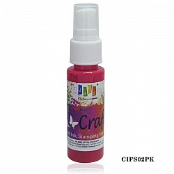 Craft Spray Ink - Pink (30 ml)