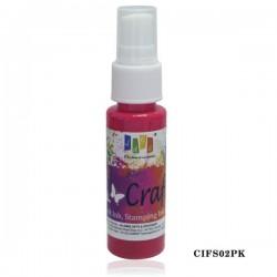 Craft Spray Ink - Pink (30 ml)