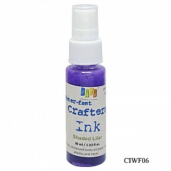 Jags Waterfast Crafters Ink - Shaded Liliac (30 ml)