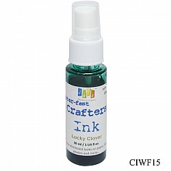 Jags Waterfast Crafters Ink - Lucky Clover (30 ml)