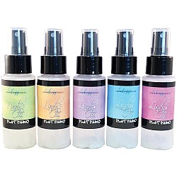 Lindy's Stamp Gang Flat Fabios Spray Set - Under The Boardwalk (2oz 5/Pkg)