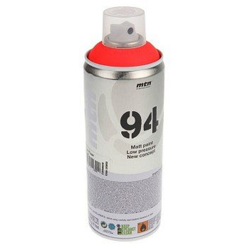 Buy montana mtn 94 spray paint fluorescent red online in india at best prices at hndmd Spray paint supplies