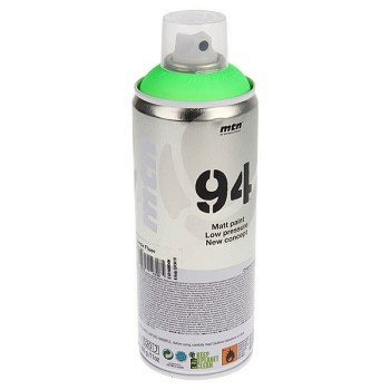 Buy Montana Mtn 94 Spray Paint Fluorescent Green Online