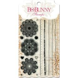 BoBunny Stamps - Stitches