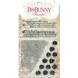 BoBunny Stamps - It Is Written