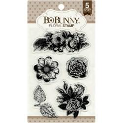 BoBunny Stamps - Floral