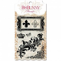 BoBunny Stamps - Flourishes and Such