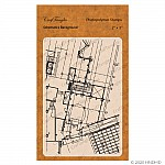 CrafTangles Photopolymer Stamps - Schematics Background