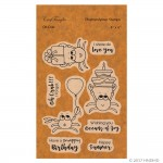 CrafTangles Photopolymer Stamps - Oh Crab