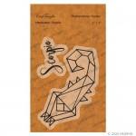 CrafTangles Photopolymer Stamps - Horoscopes - Scorpio