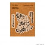 CrafTangles Photopolymer Stamps - Ganpati Bappa
