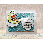 CrafTangles Photopolymer Stamps - Hello Baby