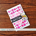CrafTangles Glimmer Paste - Hot Pink