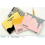 CrafTangles Photopolymer Stamps - From all of Us