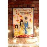 CrafTangles Photopolymer Stamps - Diwali Greetings