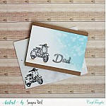 CrafTangles Photopolymer Stamps - RoadTrip