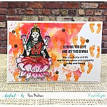 CrafTangles Photopolymer Stamps - Shubh Labh