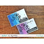 CrafTangles Photopolymer Stamps - Dad you Rock