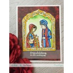 CrafTangles Photopolymer Stamps - Mr and Mrs