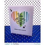 CrafTangles Photopolymer Stamps - What I need (love 2by3 inch stamp)