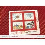 CrafTangles Photopolymer Stamps - Happy Rakhi Bro