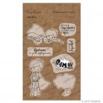 CrafTangles Photopolymer Stamps - SuperBoys
