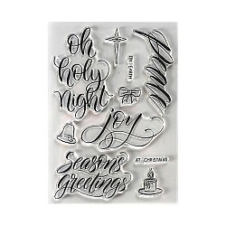 Elizabeth Crafts Clear Stamps - Peace