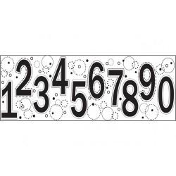 Fiskar Continous Stamps - Numbers