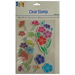 Flowers Stamp (Large)