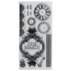 """KaiserCraft Duchess Clear Stamps 8.25""""X4"""""""