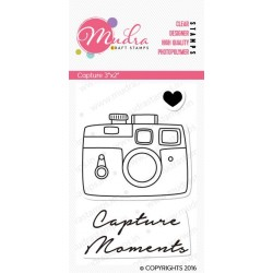 Mudra Craft Stamps - Capture