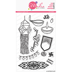 Mudra Craft Stamps - Festival of Lights