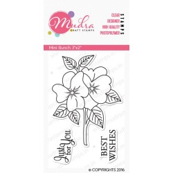 Mudra Craft Stamps - Mini Bunch